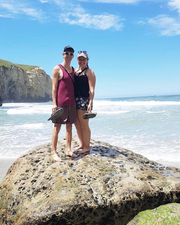 Die wunderschöne Küstenstadt Dunedin
