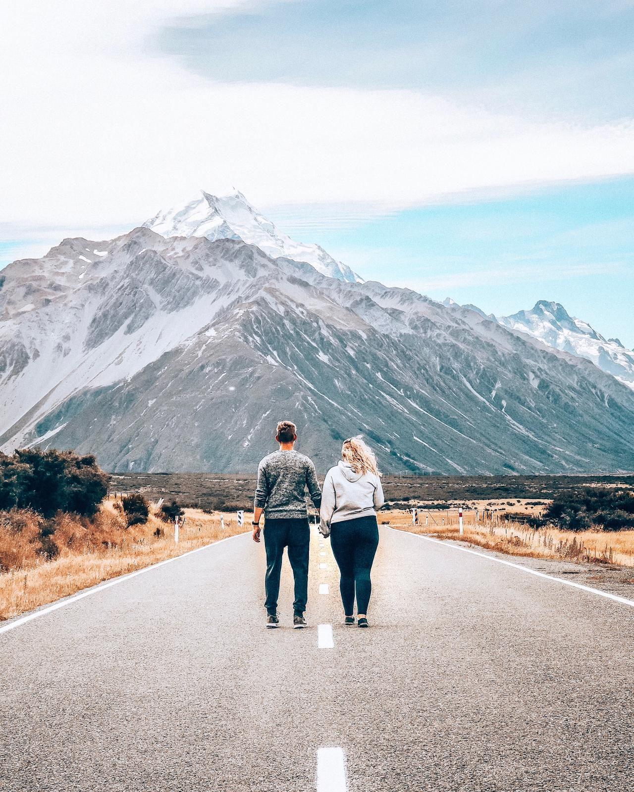 Von Christchurch zu Mount Cook – die traumhaft blauen Seen im Herzen der Südinsel