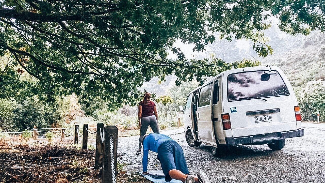 Der sonnenreichste Ort NZs und Sport-Motivation