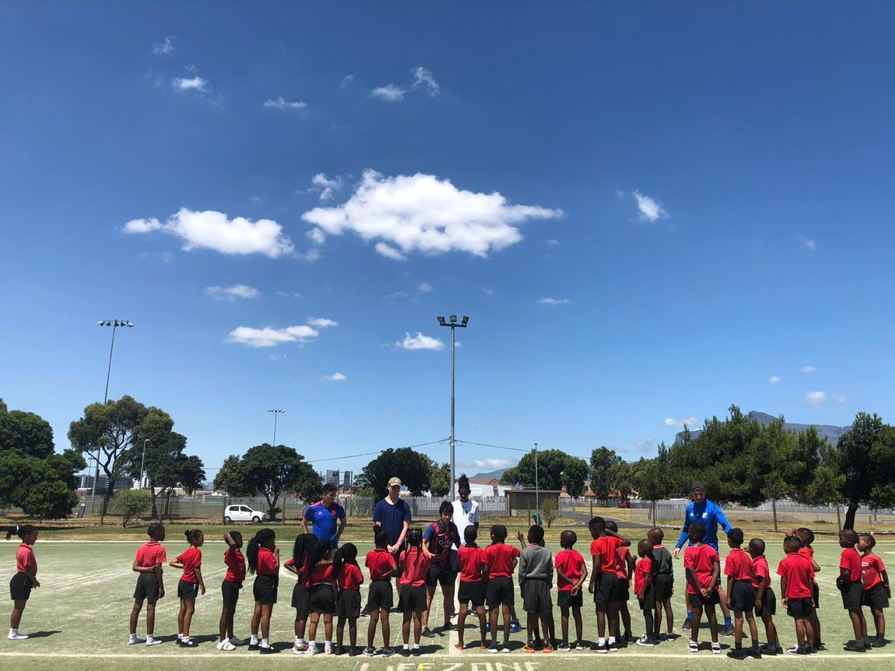 Volunteering – Fußballtraining unter der südafrikanischen Sonne